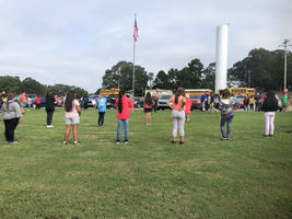 9/11 Remembered at Wickes Elementary