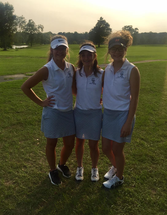 CRHS Girls Golf Team