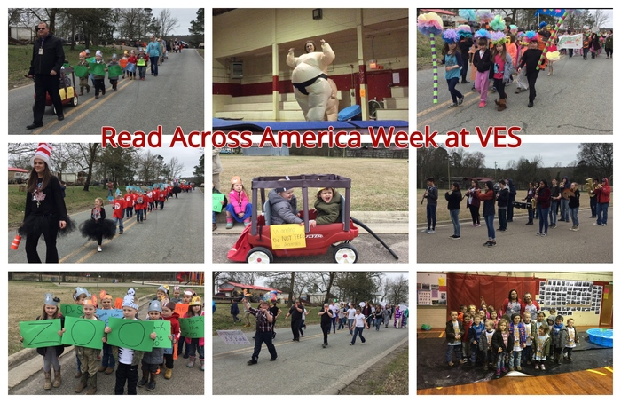 VES Read Across America Week