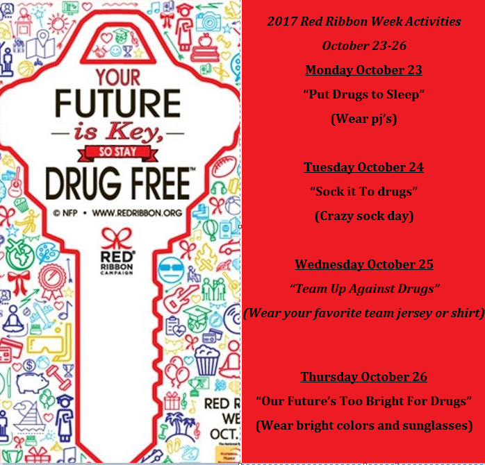 Red Ribbon Week-VES