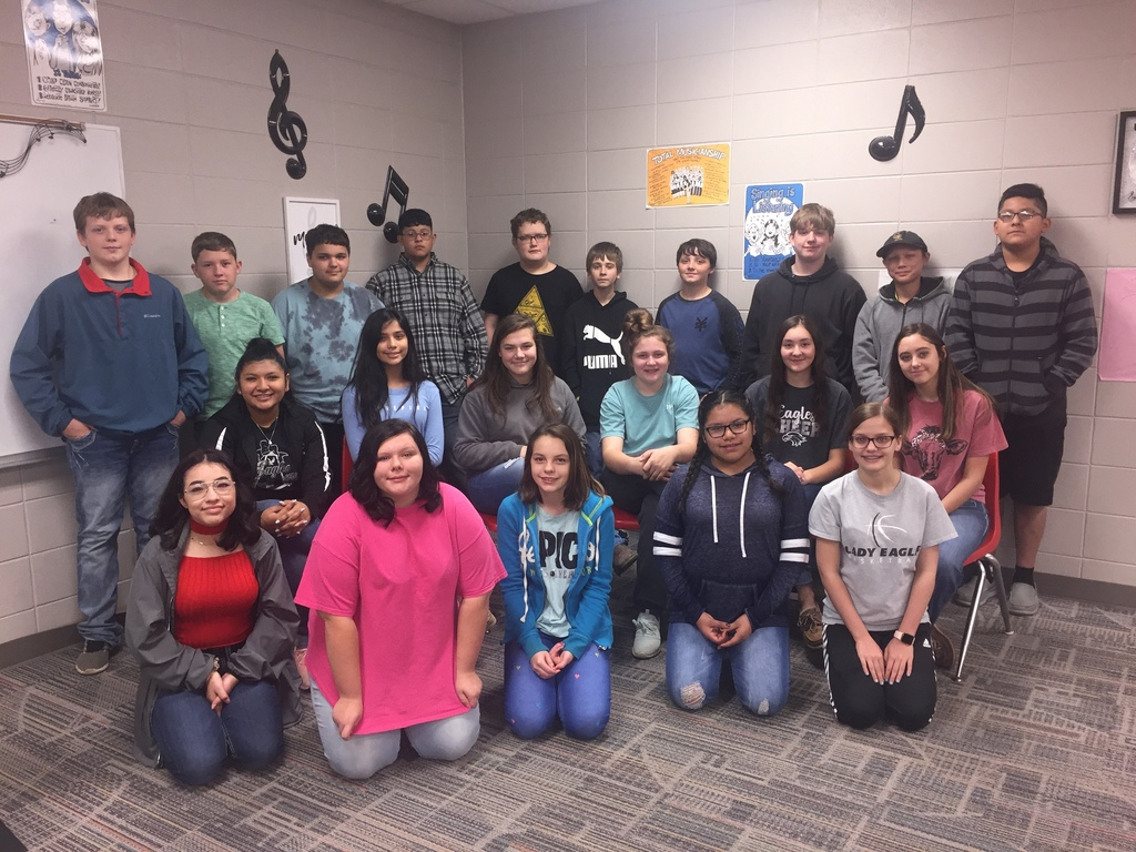 All Region Jr High Choir 2019