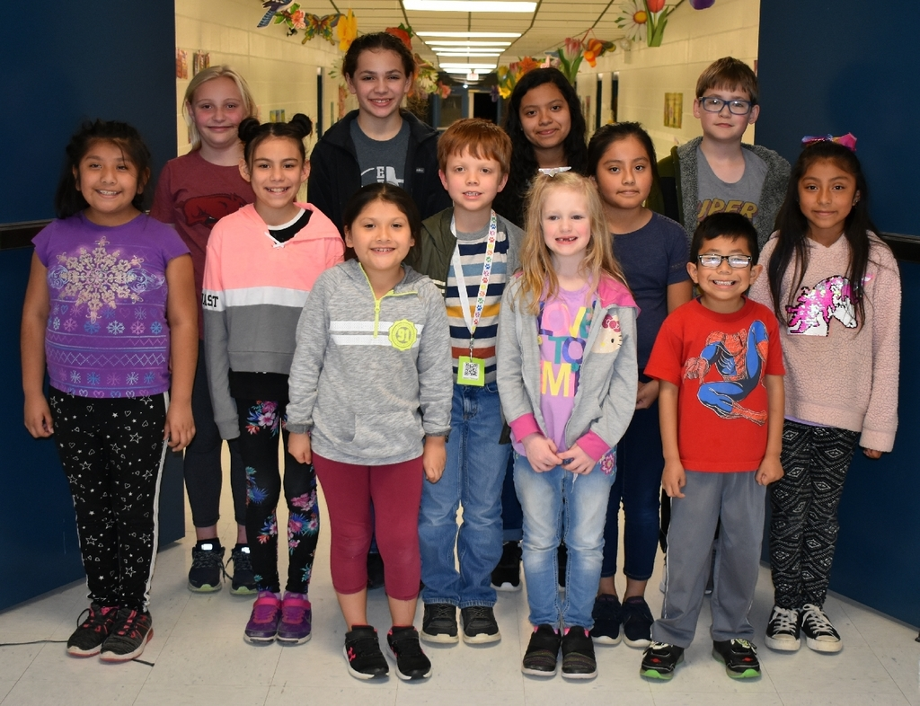 February Star Students